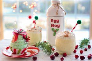 Imágenes de comida de Navidad